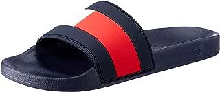 Tommy Hilfiger Essential Flag Pool Mens Slide Sandals