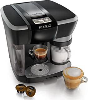 Keurig Rivo Espresso, Cappuccino & Latte System, With 12 Pack Lavazza Sampler