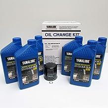 OEM Yamaha Outboard F200~F250 10W30 Oil Change Kit LUB-MRNLG-KT-10