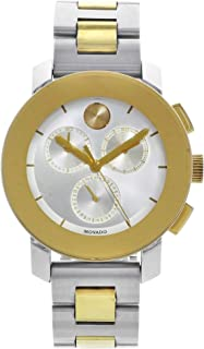 Movado Bold Quartz Male Watch 3600357 (Certified Pre-Owned)