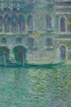 Notes: Claude Monet Journal Palazzo da Mula Monet Notebook 175 Pages (Iconic Art Journals) (Volume 5)