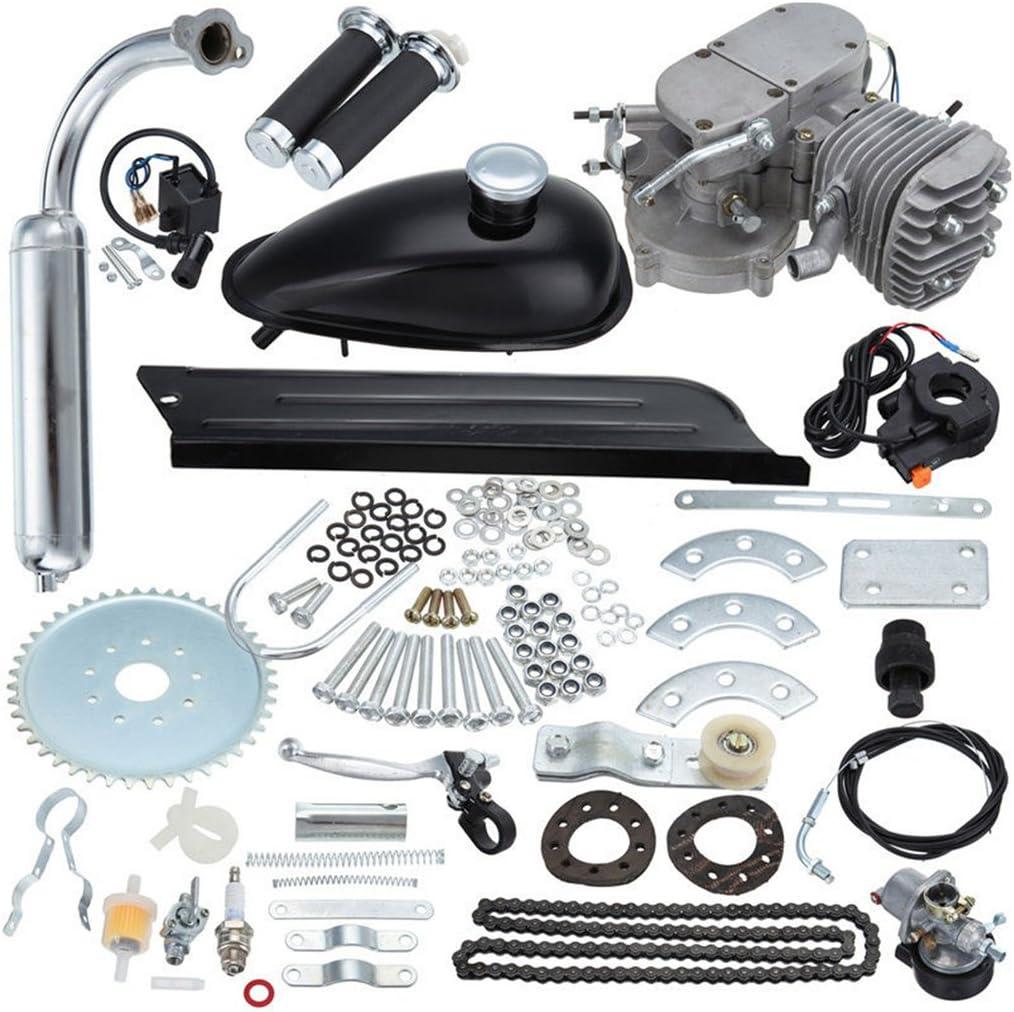 JDMSPEED New 80cc Bike unisex 2 Stroke Motor Gas Sales Replacement Engine Kit