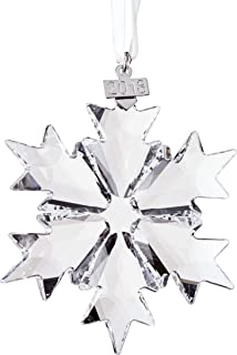 Swarovski Annual Edition 2018 Christmas Ornament, Large, Clear Crystal
