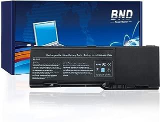 BND 7800mAh Laptop Battery for Dell Inspiron 1501 6400 E1505 PP20L PP23LA / Dell Vostro 1000 / Dell Latitude 131L, fits P/N KD761 GD476 HK421-12 Months Warranty [Li-ion 9-Cell]