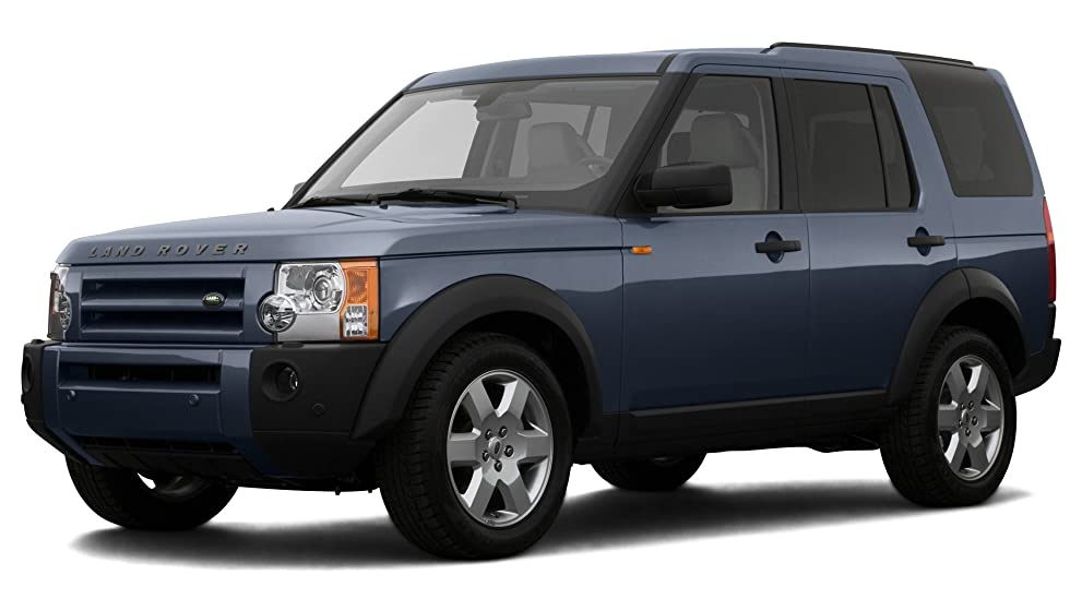 2 Pcs for Land Rover LR3 2005 2006 2007 2008 V6 4.0L Rear Disc Brake Rotors