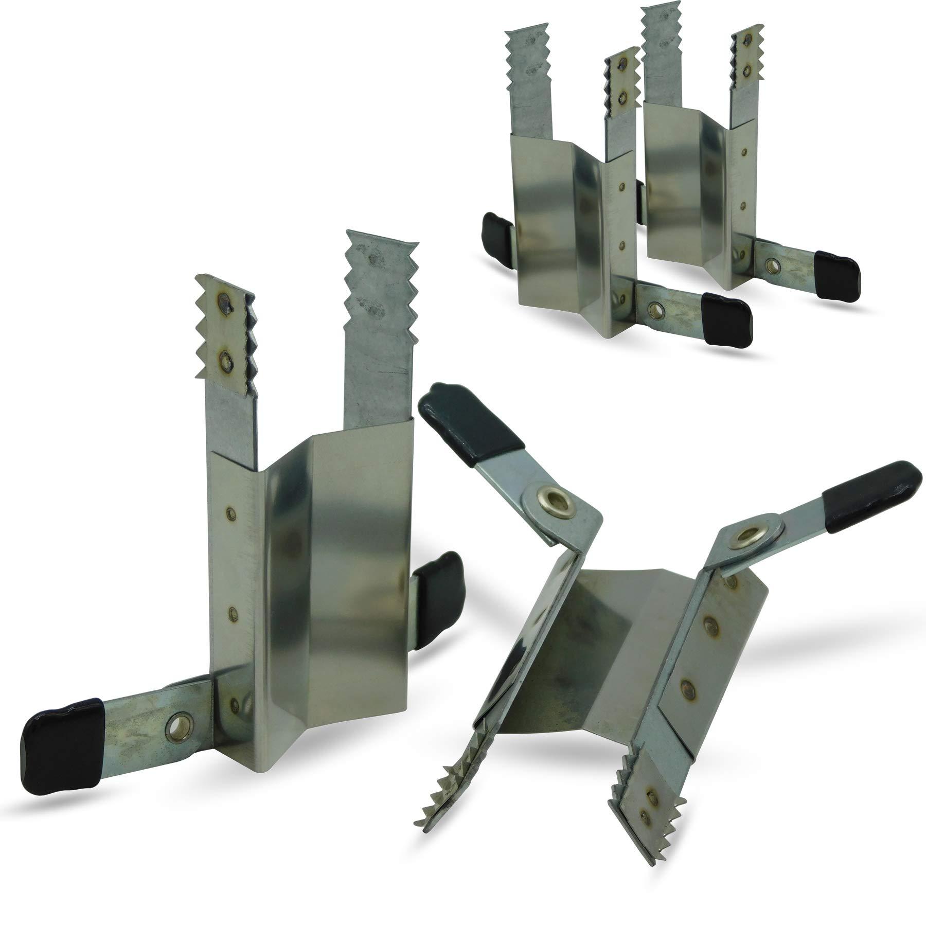 4 Pinza fusibles persiana Protección antirrobos persiana antirrobos 2 x 2 unidades): Amazon.es: Bricolaje y herramientas