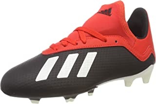 adidas x 18.3 firm ground boys' soccer shoes