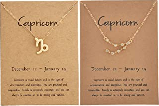 Zodiac Gifts Gift For Her Birthday Gift Star Sign Gift Astrology Jewelry Horoscope Jewelry Zodiac Sign Zodiac Jewelry Zodiac n247mS
