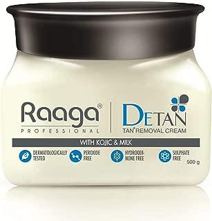 Raaga Professional De Tan With Kojic And Milk, 500g