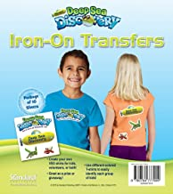 Iron-On Transfers (Vacation Bible School (VBS) 2016: Deep Sea Discovery God Is with Me Wherever I G)