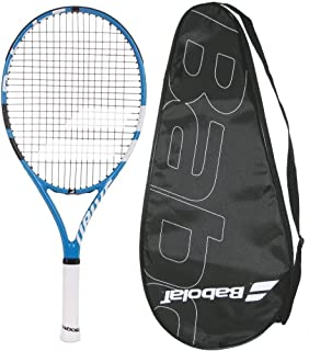 Babolat 2019 Drive 25 Junior Tennis Racquet - Strung with Cover