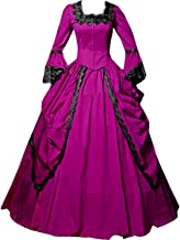 Loli Miss Womens Marie Antoinette Costume Rococo Ball Gown Gothic Victorian Dress