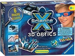 Ravensburger Science X 3D Optics Activity Kit