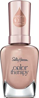 Sally Hansen Color Therapy Nail Polish, Re-Nude, 1 Count