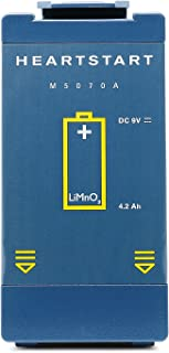 Philips HeartStart Home and OnSite AED Defibrillator Replacement Battery
