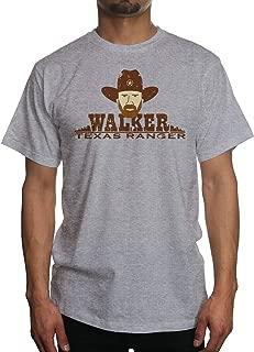 Men's Chuck Norris Texas Ranger T-Shirt