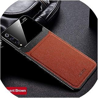 レザーケースfor xiaomi mi 9 9T Pro 9SE 8 Lite Max 2 3ケース7/8 Note 7/8 Proケース,For xiaomi Max 2,Brown