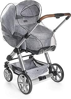 REER Universal Regenschutz für Zwillingskinderwagen Wetterschutz B-Ware