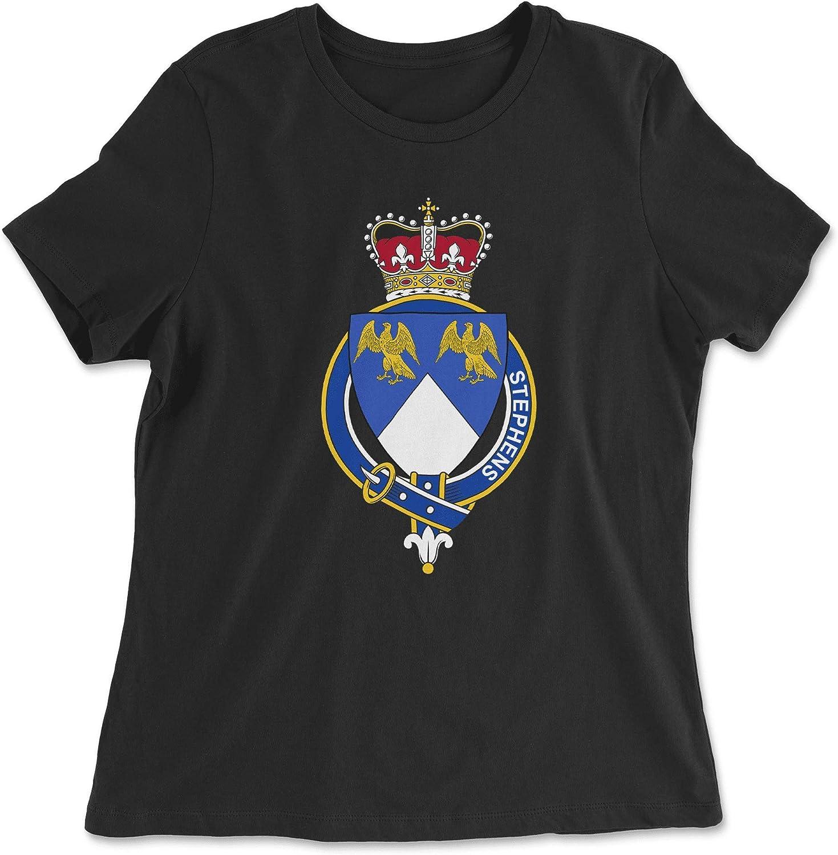 HARD EDGE DESIGN Women's English Garter Family Stephens T-Shirt