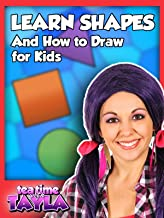 Tea Time with Tayla: Learn Shapes and How to Draw for Kids