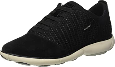 Geox D Nebula C, Zapatillas Deportivas para Mujer