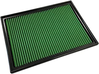 green panel air filter