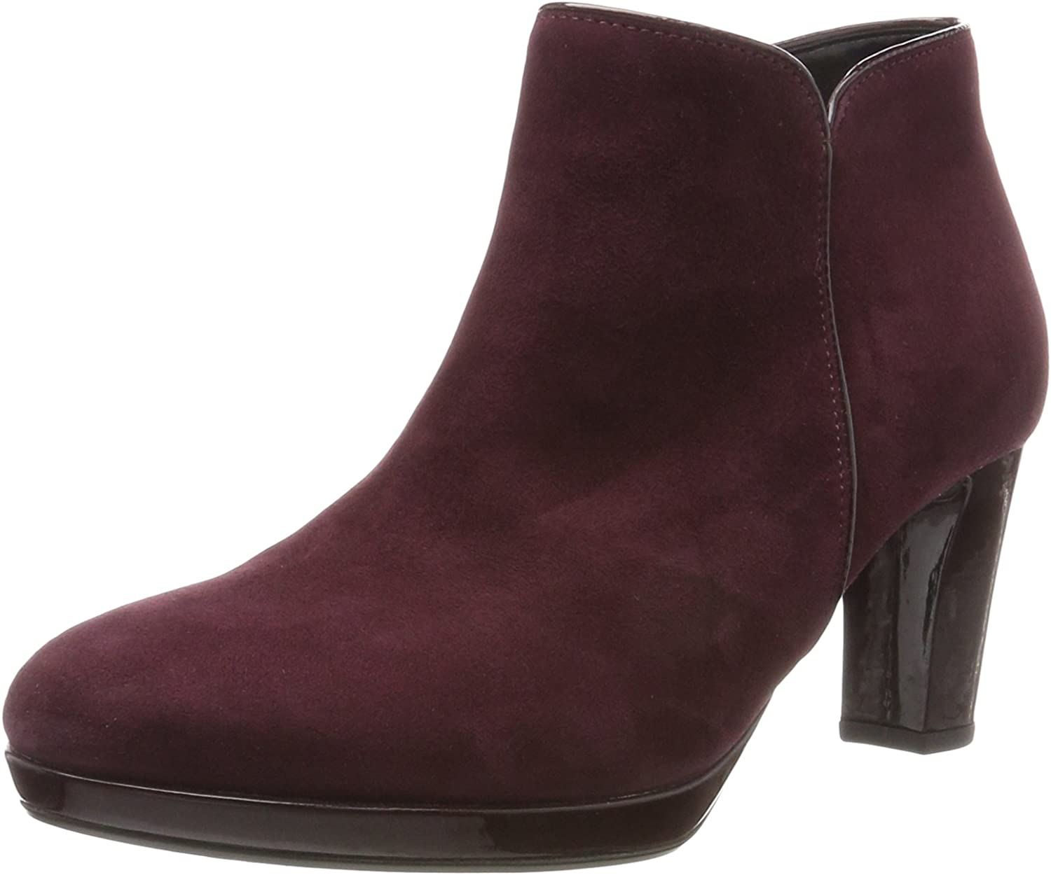 Gabor Womens 76.670.48 Suede Boots