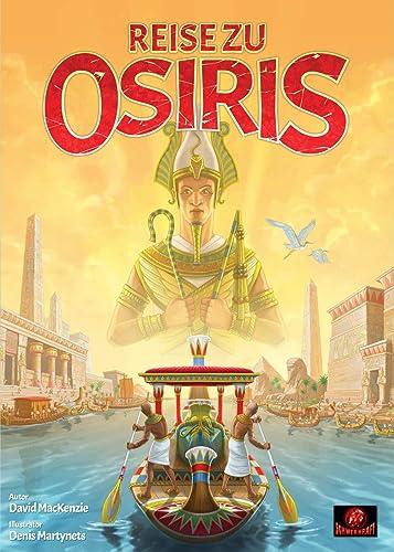 Schwerkraft-Verlag Reise zu Osiris