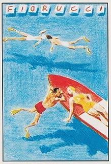 Fiorucci Sticker Card 199
