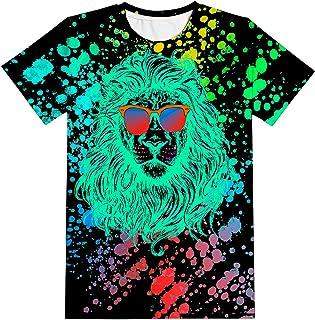 Yasswete Animal T Shirts Printed Graphic