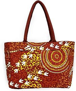 Bag Tote Aboriginal Design - Dry Design - Luther Cora