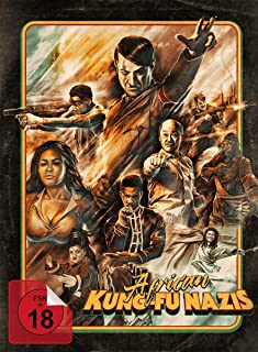 African Kung Fu Nazis - 2-Disc Limited Collector's E