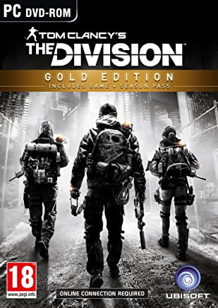 Ubisoft Tom Clancy'S The Division Gold [PC]