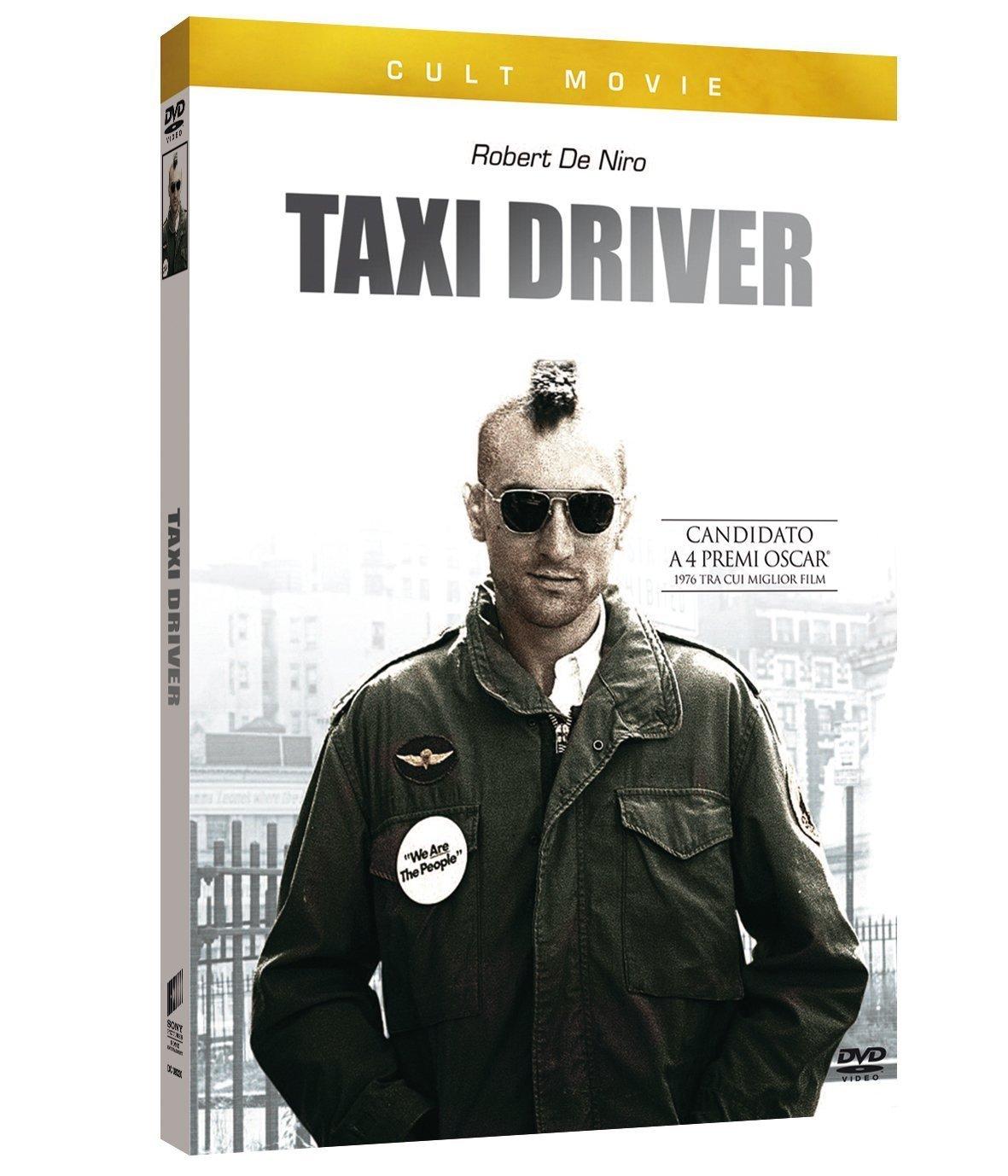 Taxi driver (collector's edition) [IT Import]: Amazon.de: Robert De Niro,  Jodie Foster, Peter Boyle, Albert Brooks, Cybill Shepherd, Martin Scorsese,  Robert De Niro, Jodie Foster: DVD & Blu-ray
