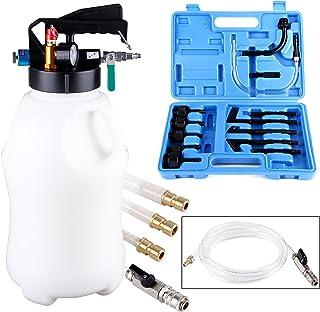 EONLION 10L پمپ پنوماتیک مایع استخراج کننده مجموعه ATF کیت ابزار پر کردن برای تعویض روغن در گیربکس دنده موتور