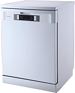 Daewoo Dishwasher 8 Programms 14 Place sitting White., 1 Year Warranty