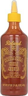 Roland Sriracha Chili Sauce, 17 oz