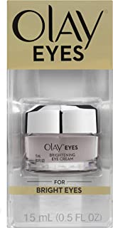 Olay Brightening Eye Cream for Dark Circles & Wrinkles, 15ml, 20 grams