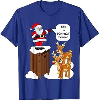 i said the schmidt house t shirt