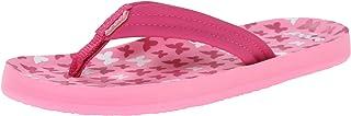 Reef Little Ahi, Unisex Kids' Flip Flop, Pink (Pink/Butterflies), 4/5 UK(21/22 EU)