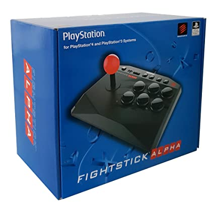 Mad Catz Arcade Stick Fightstick Alpha For Ps4 Ps3 Games