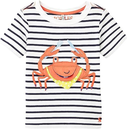 Navy Stripe Crab