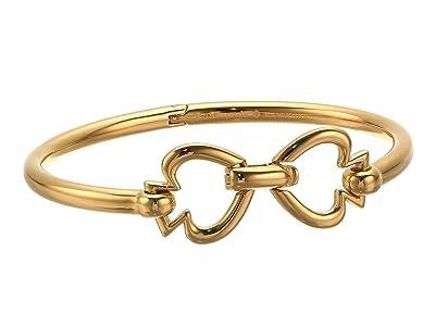 Kate Spade New York Spade Link Bangle (Gold) Bracelet