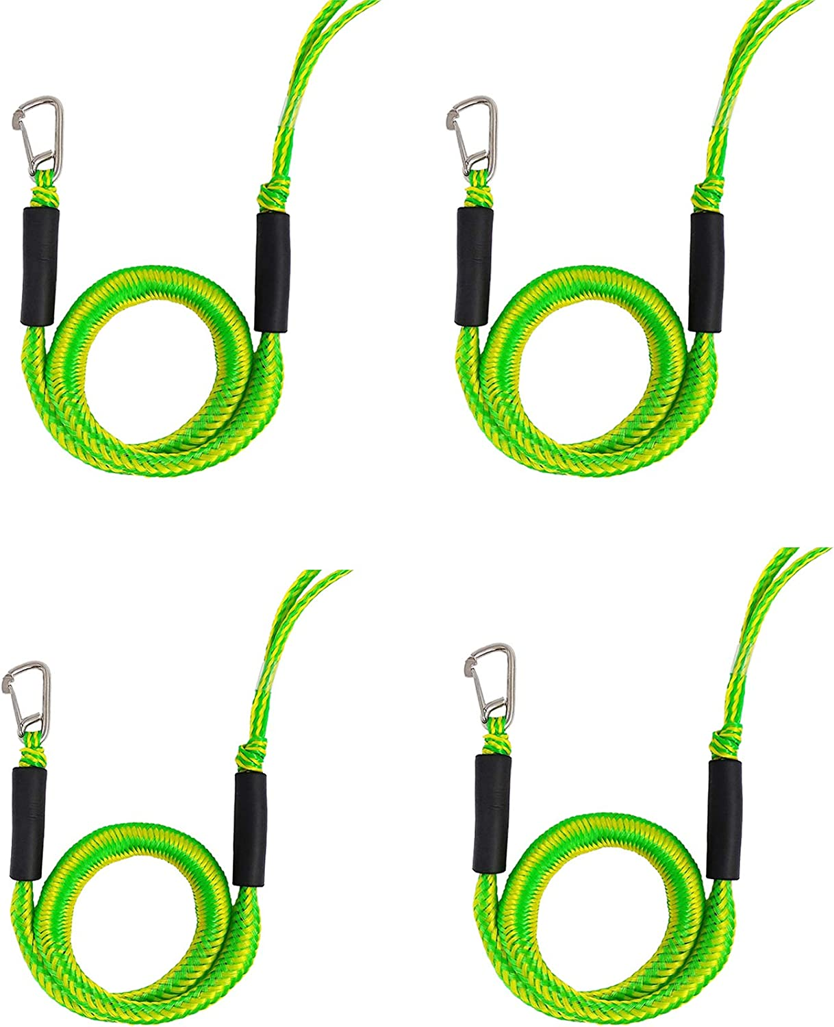 Bungee Dock Lines with Hook Shock Feet Do supreme Cords favorite 4