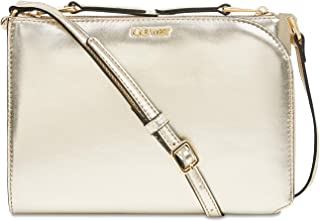 Women's Darcelle Medium Handbag Crossbody Platino Metallic