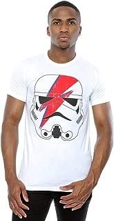 Men's Stormtrooper Glam Lightning Bolt T-Shirt
