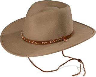 8e259f399ea Amazon.com  Stetson - Cowboy Hats   Hats   Caps  Clothing