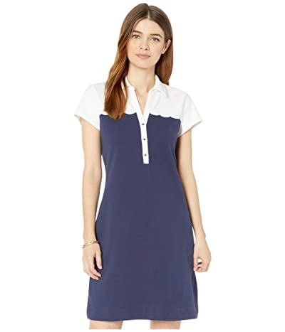 Lilly Pulitzer Tonda Polo Dress (True Navy) Women