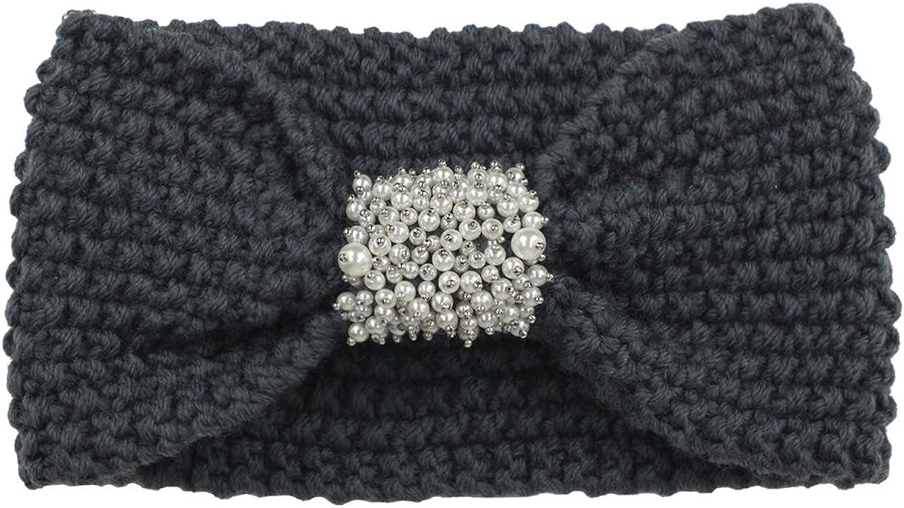 Dahlia Women's Knitted Wide Stylish Headband
