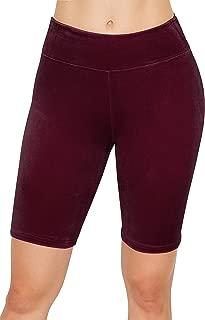 Always Women Stretch Velvet Leggings - Premium Soft Warm Winter Printed Patterned Pants Plus Size
